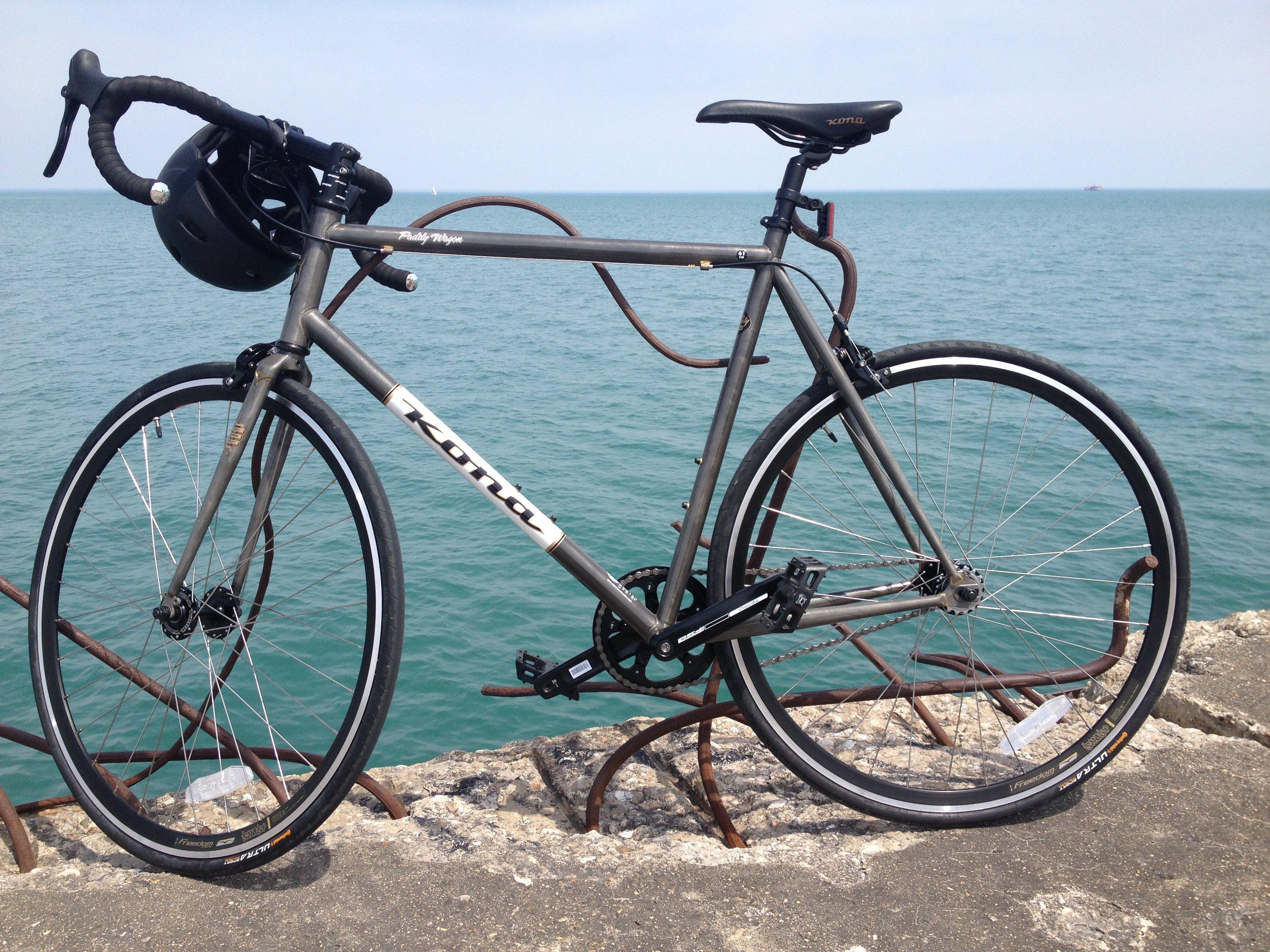2013 Kona Paddy Wagon Raw Chicago Stolen Bike Registry