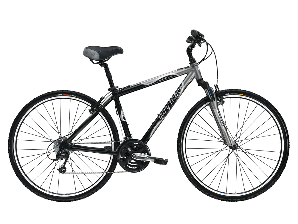 ... Gary Fisher Zebrano S - Silver/Black | Chicago Stolen Bike Registry