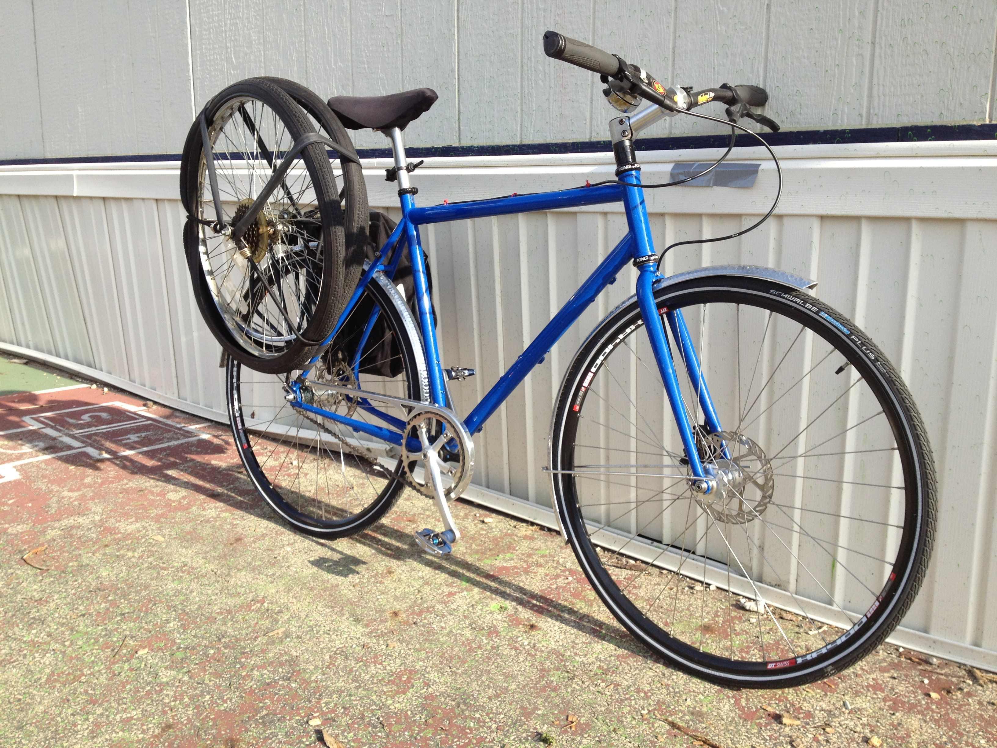Genesis Day One Disc Chicago Stolen Bike Registry
