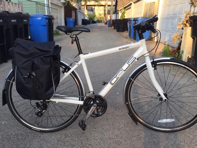 Opus Adagio 2 0 Chicago Stolen Bike Registry