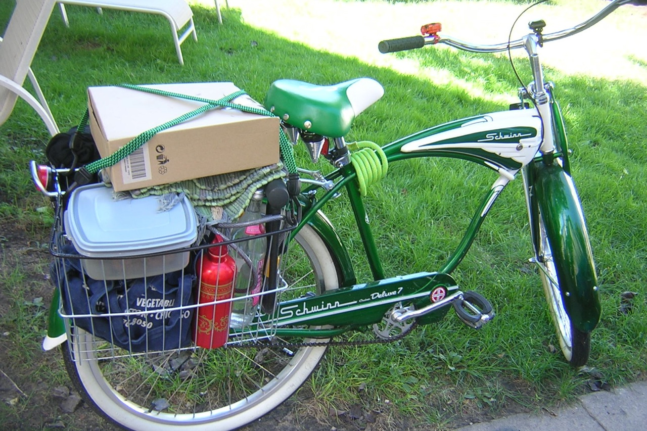Schwinn Deluxe 7 Cruiser 2005 Remake Of 1955 Model