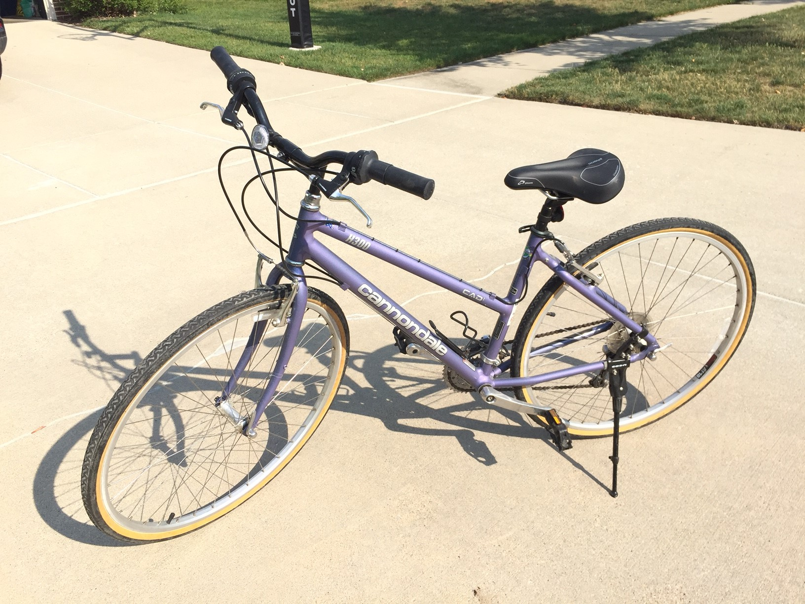 Cannondale H300 Hybrid Tourer Chicago Stolen Bike Registry