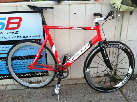 2007 Fuji Track Pro | Chicago Stolen Bike Registry