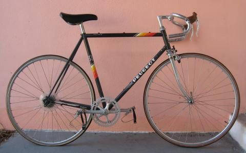 peugeot 1980 chicago fixed bike conversion late gear location stolen
