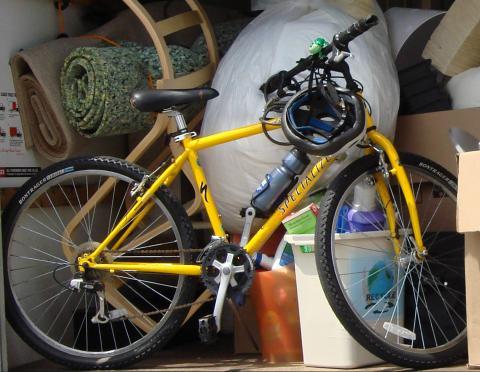 Specialized Hardrock Mountain Bike Yellow Chicago